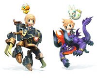 World of FInal Fantasy (1)