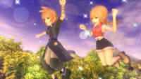 World of FInal Fantasy (5)