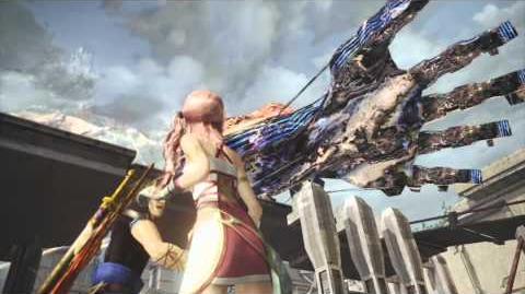 Final Fantasy XIII-2 - Tráiler E3 2011