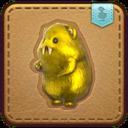 FFXIV Golden Beaver Minion Patch