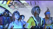 FINAL FANTASY X X-2 HD Remaster Tidus and Yuna