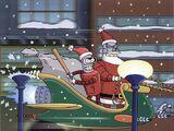 Historia de dos Santa Claus