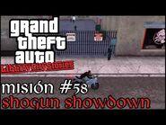 Shogun Showdown - GTA Liberty City Stories PSP - Misión -58 (Español-Sin Comentario)