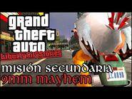 9MM Mayhem - GTA Liberty City Stories PSP (Español-Sin Comentario) Guía 100%