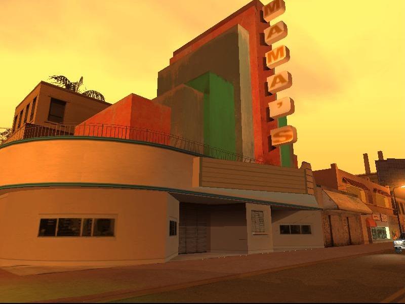 Mama's Cinema