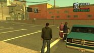 GTA San Andreas Beta Ballas