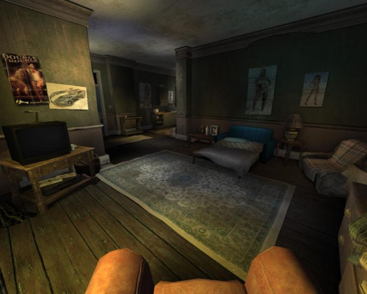 Interiores de Grand Theft Auto IV