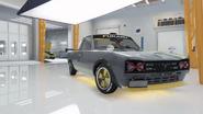 Warrener HKR tuneado GTA Online