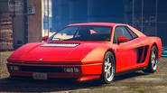 Cheetah Classic GTA V Frente
