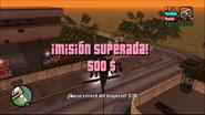 Cazador letal Misión Superada