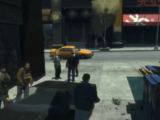 Peatones de Grand Theft Auto IV