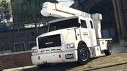 Utility truck Elevador RGSC 2019 GTA V
