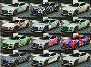 Paragon R GTA Online Pinturas