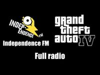GTA IV (GTA 4) - Independence FM - Full radio
