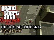 CR-Go-Kar - GTA Chinatown Wars PSP (Español-Sin Comentario) Guía para el 100%