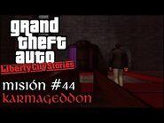 Karmageddon - GTA Liberty City Stories PSP - Misión -44 (Español-Sin Comentario)