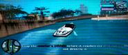 Speeder GTA VCS Atrás