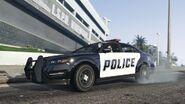 Police Interceptor GTA V RGSC 2019 Historia