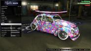 Weevil modificado 2 GTA Online