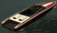Jetmax detrás GTA IV