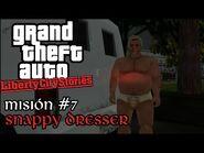 Snappy Dresser - GTA Liberty City Stories PSP - Misión -7 (Español-Sin Comentario)
