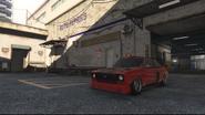 Retinue MkII modificado 2 GTA Online