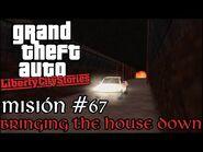 Bringing the House Down - GTA Liberty City Stories PSP - Misión -67 (Español-Sin Comentario)