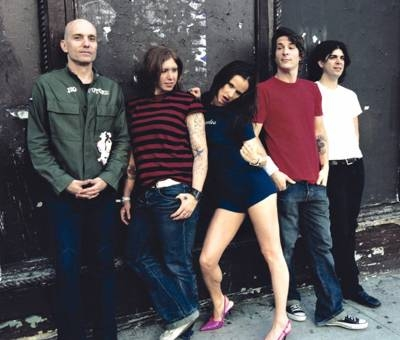 Juliette and The Licks