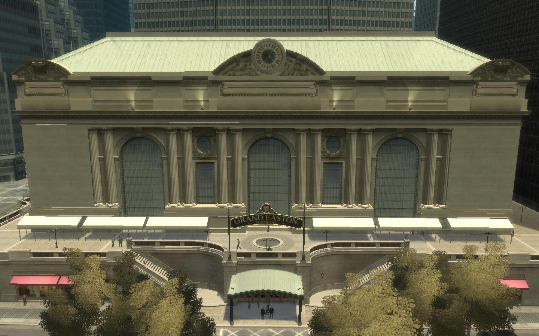 Estaciones del metro de Liberty City