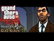 Rat Race - GTA Chinatown Wars PSP - Misión -60 (Español-Sin Comentario)