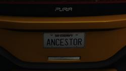 Furia-GTAO-Matrícula-ANCESTOR