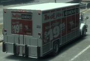 Benson detrás GTA IV