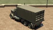 Flatbed con caja atrás GTA IV