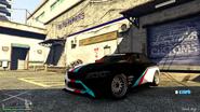 Cypher tuneado GTA Online