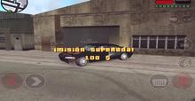 Misión superada LCS R