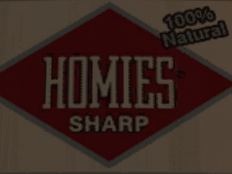 Homies Sharp