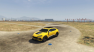 Toros modificada GTA V