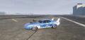 Gauntlet Classic personalizado GTA Online modificado