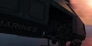 Helicóptero de Sigilo desconocido GTA Online tráiler