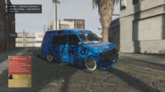 Moonbeam personalizada modificada GTA V