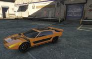 Toreador personalizado GTA Online