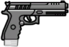 PistolaMkII-GTAO-Munición trazadora-HUD