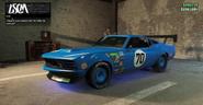 Dominator GTT Tuneado GTA Online