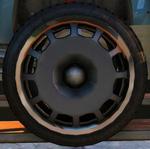 Llanta SUV Cognscenti