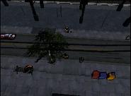 Parte Sur de Downtown Broker (CW)