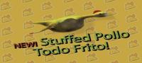 Stuffed Pollo Todo Frito