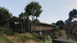 Río Zancudo Puente Cubierto