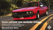 Anuncio Zion clásico Latinoamericano GTA Online