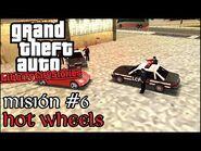 Hot Wheels - GTA Liberty City Stories PSP - Misión -6 (Español-Sin Comentario)