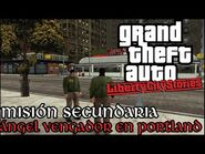 Ángel Vengador en Portland - GTA Liberty City Stories PSP (Español-Sin Comentario) Guía 100%